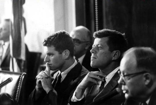 RFK_JFK_May1957